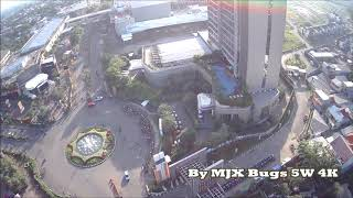 Tes MJX Bugs 5W 4K SUNMORI