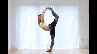 Dancer Pose Yoga Flow