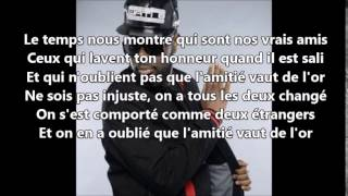 contradiction maitre gims