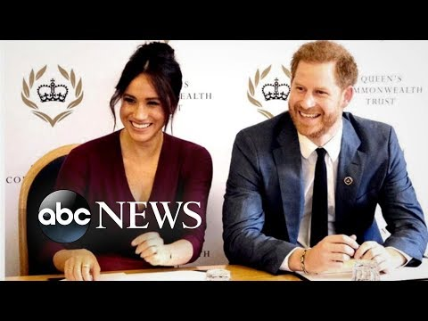 Queen announces new details about Harry, Meghan
