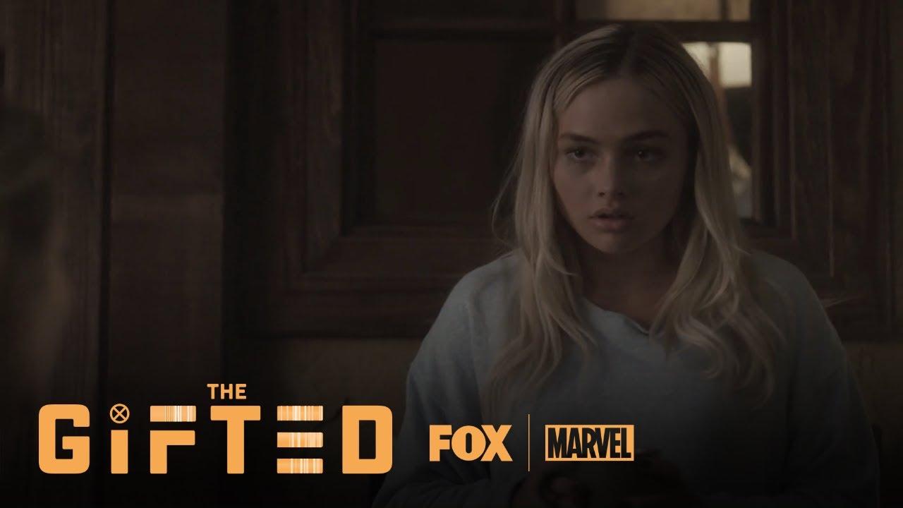 Lauren Is Afraid To Sleep | Season 2 Ep. 13 | THE GIFTED