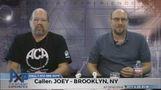Atheist Advocate of Intelligent Design | Joey - Brooklyn, NY | Atheist Experience 21.16