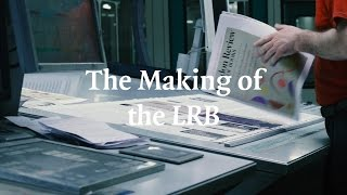The Making Of The London Review Of Books