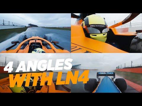 F1 2021 マクラーレン「MCL35M」をランド・ノリスがドライブするオンボード映像