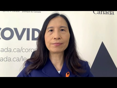 One-on-one with Canada's top doctor Theresa Tam