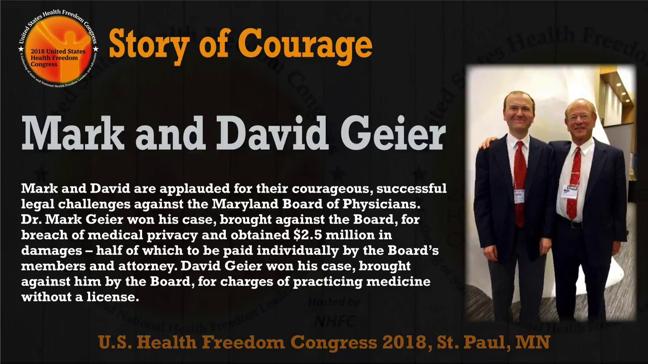 Story of Courage: Mark and David Deier