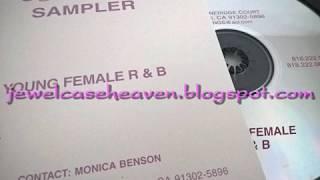 Unknown Artist ~ Good & Plenty (Demo For Divine) (199x) ~ Rare Unreleased 90s R&B