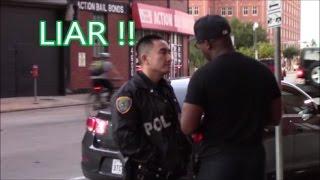 Houston,Tx.-Police Dept.-Officer Orr=Liars & Tyrants found- Pt1