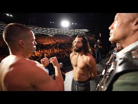 UFC 244 - La pesée entre Masvidal vs Diaz
