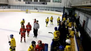 Локомотив - Химик (4:0); 1й период. Детский хоккей (2003 г.р.)