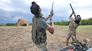 Hunting the BEST Dove Field I've Even Seen!