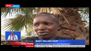 Baby selling mother nabbed in Nakuru after trying to reach out to potential buyers