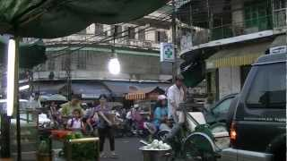 preview picture of video 'Phsar Kandal Phnom Penh Cambodia 7 Feb 2013'