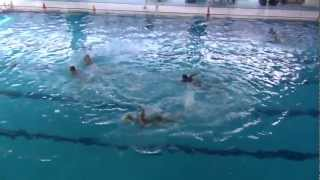 preview picture of video '1.T. San Mauro - Cesport ( 9 - 2 ) Under 13 Campania 2012 Pallanuoto'