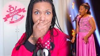 Reaction - Elha Nympha sings - Chandelier - Little Big Shots ...