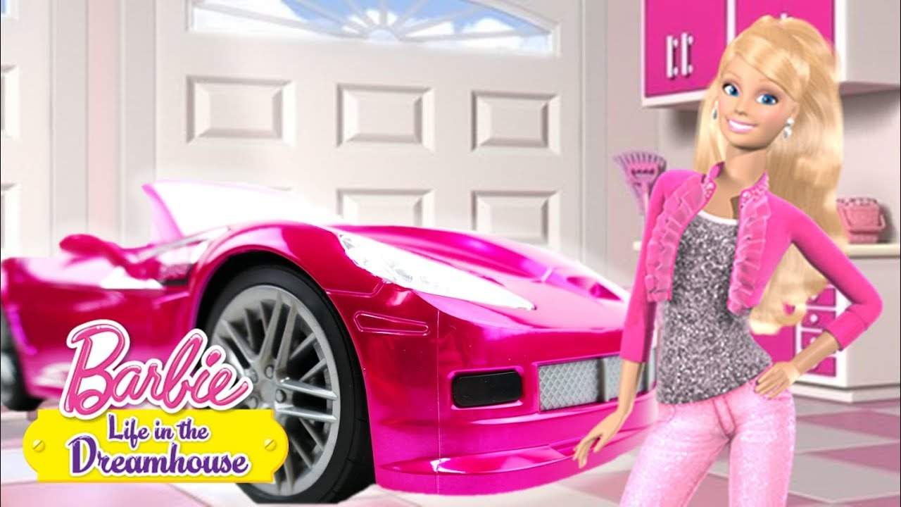 Barbie Cruisin' Corvette Remote Control Car Review