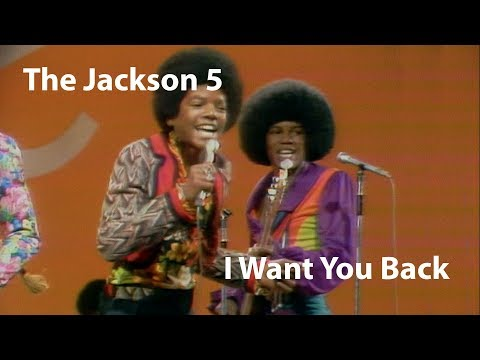 The Jackson 5 - I Want You Back [Restored]