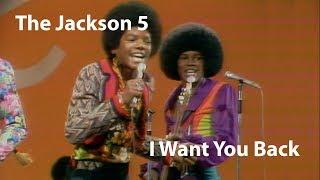 The Jackson 5 - I Want You Back [Restored]