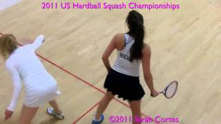 2011 US National Hardball Squash Championships