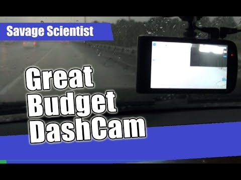 #SavageReview : One Of The Best CHEAP $50 Dash Cams For your Money