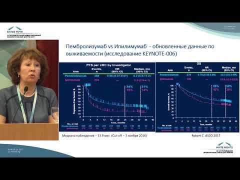 Иммунотерапия меланомы кожи: прорыв в лечении, новые стандарты