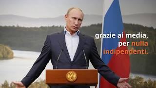 La macchina del fango contro il Presidente Putin Considerazioni generali