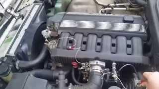 BMW VANOS Test