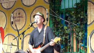 Marshall Crenshaw - CALLING OUT FOR LOVE (AT CRYING TIME) 8-14-12 City Winery Backyard, NYC