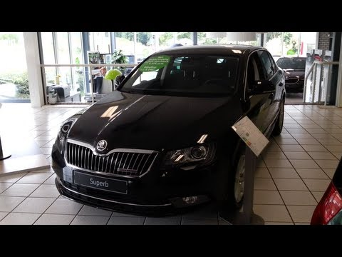 Skoda Superb 2015 In Depth Review Interior Exterior