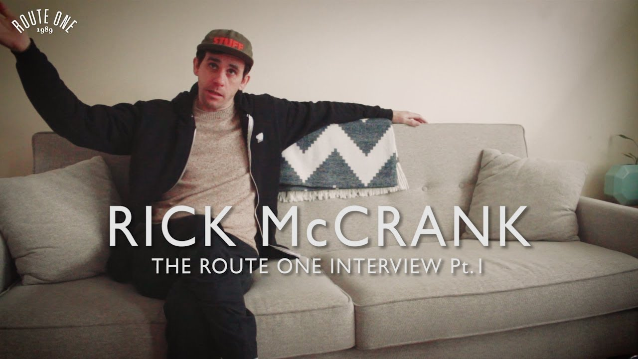 Rick McCrank: The Route One Interview Pt.1 - Route One
