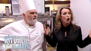 Owner Defends His Food From Ramsay | Kitchen Nightmares