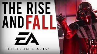 The Rise and Fall of EA (Electronic Arts)