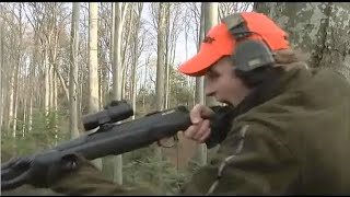 Hunter vs Bear