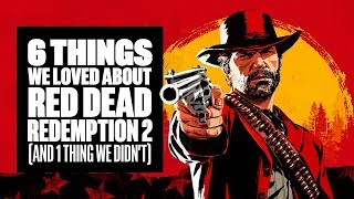 6 Things We Loved About Red Dead Redemption 2 (And 1 Thing We Didn't) Red Dead Redemption 2 Gameplay
