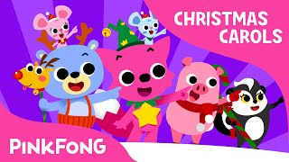 We Wish You a Merry Christmas   Christmas Carols   PINKFONG Songs for Children
