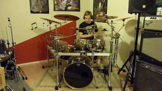 Evergrey - The Masterplan DRUM COVER