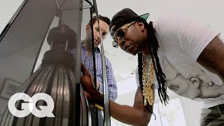 2 Chainz Checks Out $260K Speakers | Most Expensivest Sh*t |  GQ