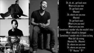 John Legend ♥💐♥ Maxine ♥ Maxine Interlude