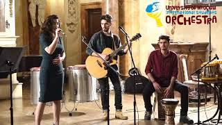 Gulshan Bayramli and song from Azerbaijan