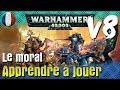 "Regardez ""Apprendre à jouer à Warhammer 40K V8 - Le moral"" sur YouTube"