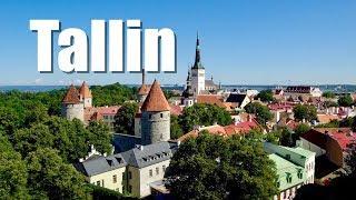 preview picture of video 'Tallinn City Tour. Ciudad vieja de Tallin. Estonia.'