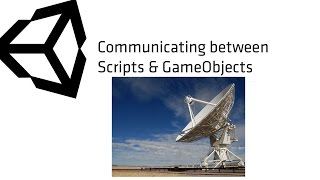 Live Training 10th July 2014 - Communicating between Components&GameObjects