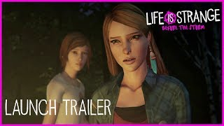 Life is Strange: Before the Storm video