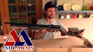 Air Arms Ultimate Sporter Xtra - UNBOXING & First Thoughts