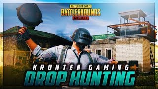 PUBG MOBILE | AIRDROP HUNTING AND RUSH GAMEPLAY😍 ONLY CHICKEN DINNER CHALLENGE 😋
