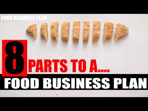 , title : 'How to make a business plan step by step for your food business
