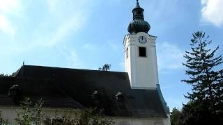 preview picture of video 'Mittagsglocken Kirche Schwadorf'