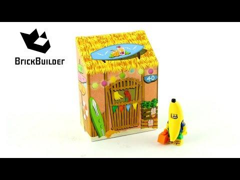 Lego Seasonal 5005250 Party Banana Juice Bar - Lego Speed Build