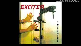 Exciter - Pounding Metal [Slowed 25% to 33 1/3 RPM]