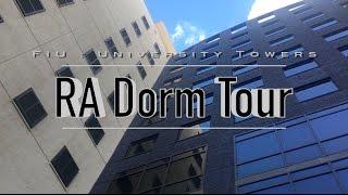 FIU University Tours RA Room Dorm Tour!
